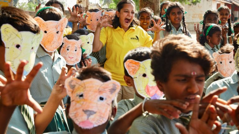 Οι Πρωτοπόροι που Διαμορφώνουν το αύριο : Krithi Karanth