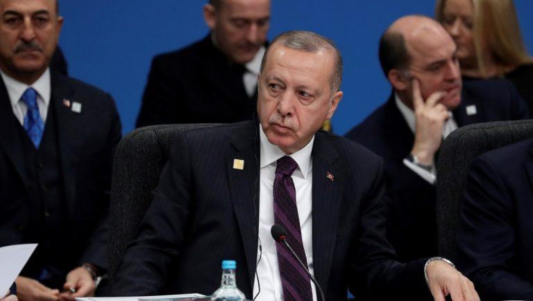 Ερντογάν: Αμφισβητεί τη Συνθήκη των Σεβρών-Θα ξεκινήσει γεωτρήσεις ανατολικά της Κρήτης